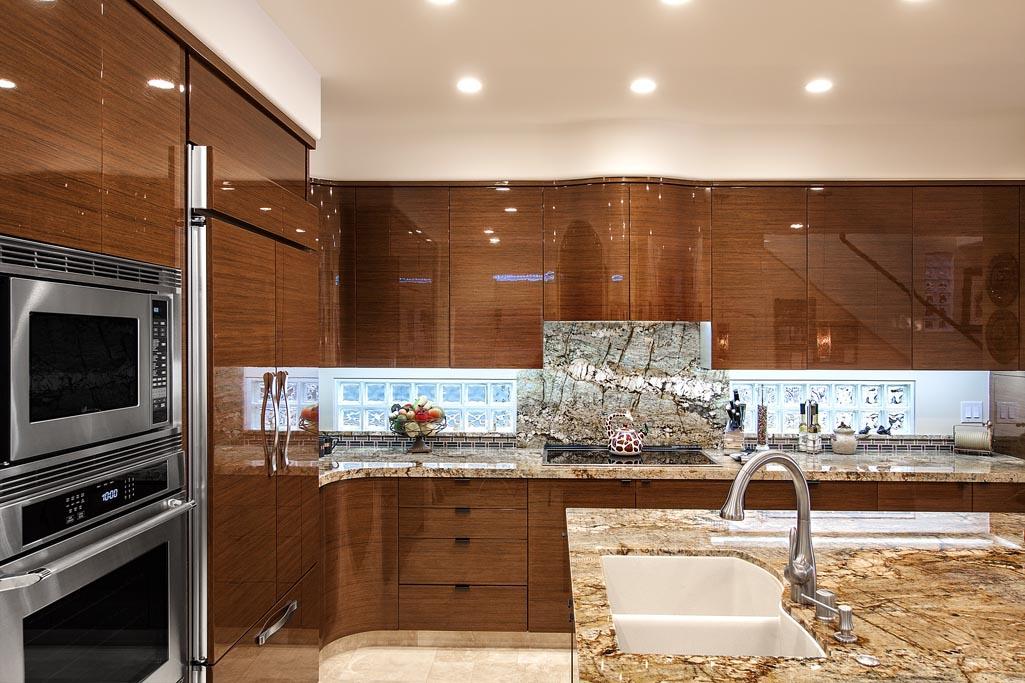 Modern Kitchen Cabinets Newform
