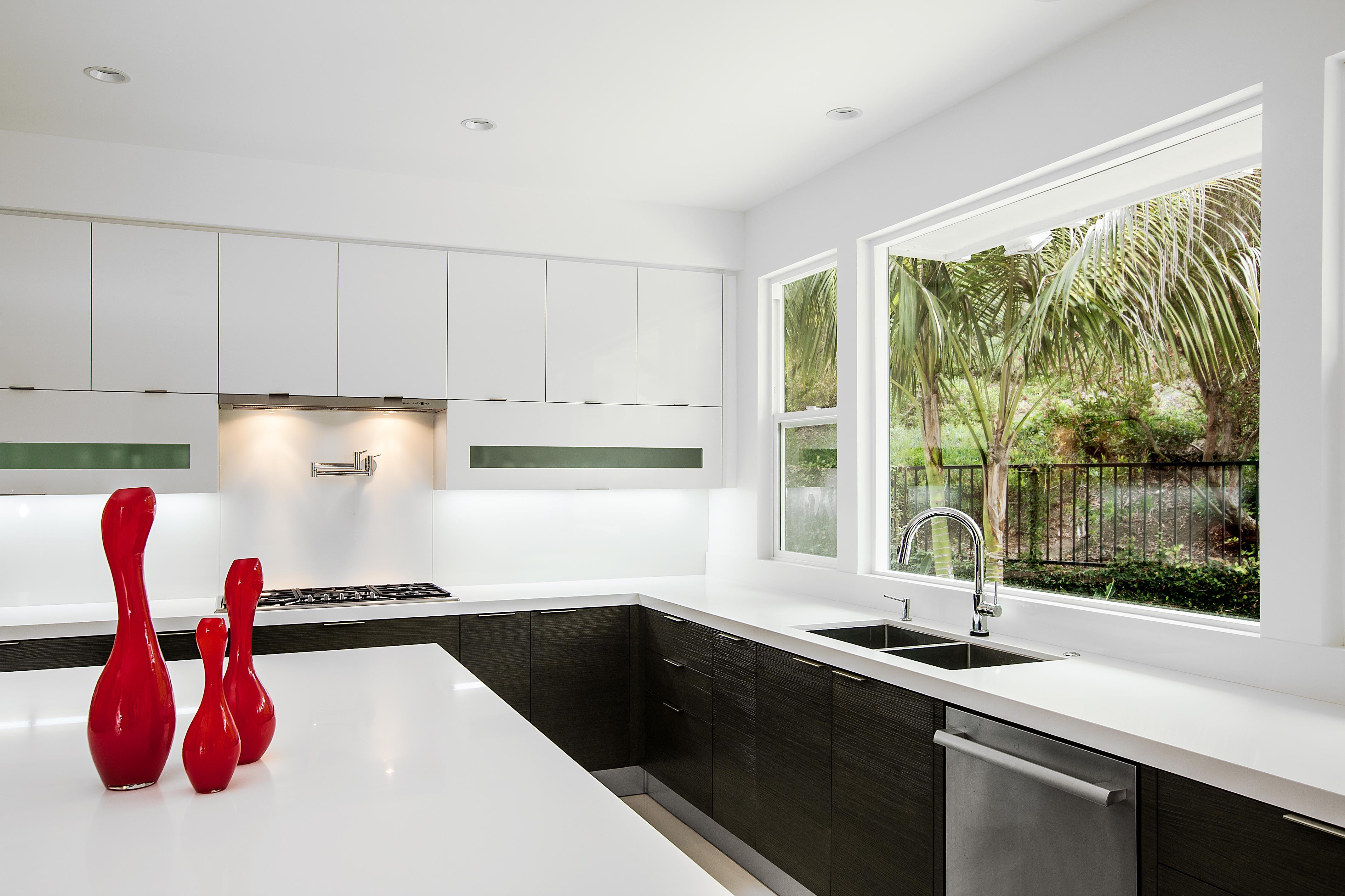 Custom Kitchen Cabinets - Custom Kitchen Cabinets Orange County - by ...