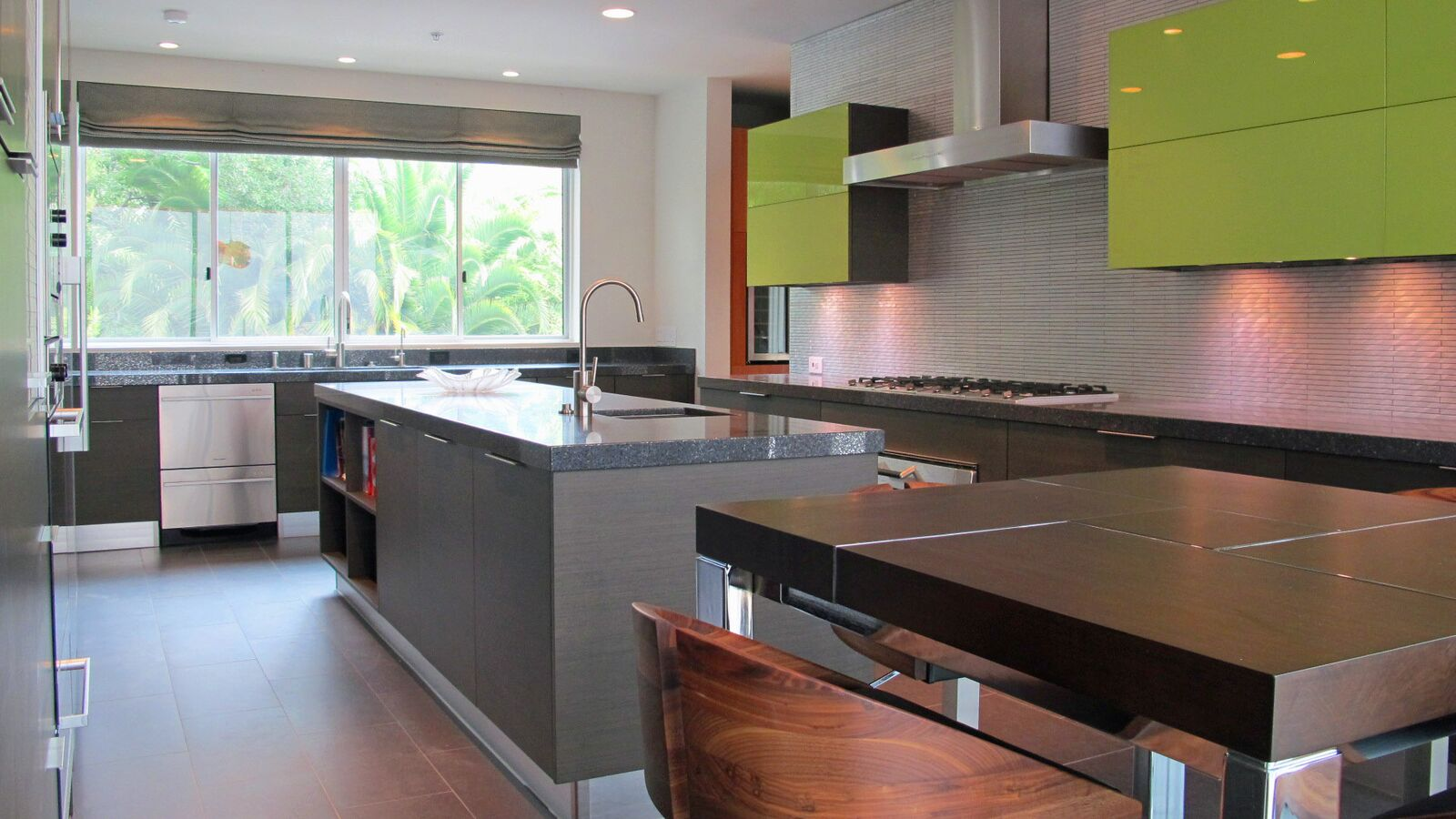 Orange County Kitchen Design by NewForm Kitchen