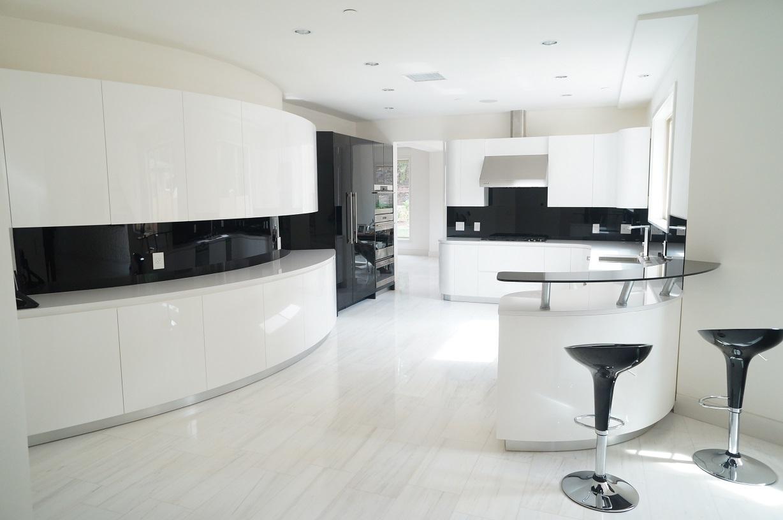 Custom Bathroom Cabinets Orange County By Newform Kitchen