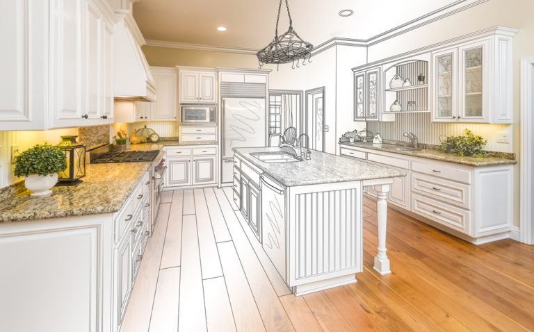 Custom Kitchen Cabinets Orange County